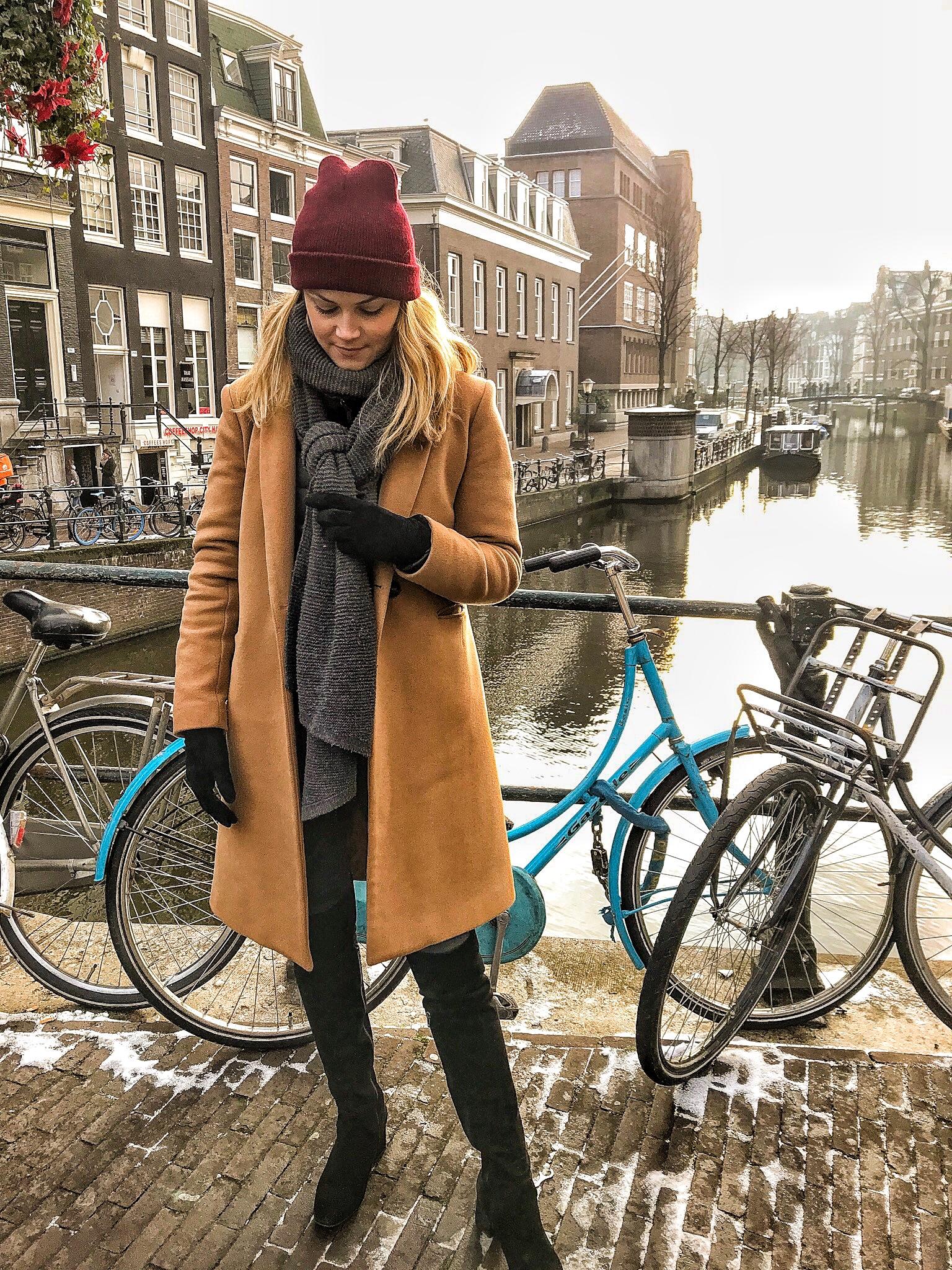 Bonnes adresses food à Amsterdam