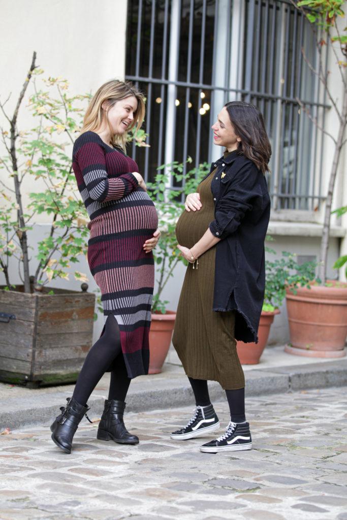 Louer ses vêtements de grossesse