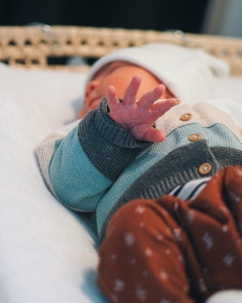 vêtements de seconde main pour bébé