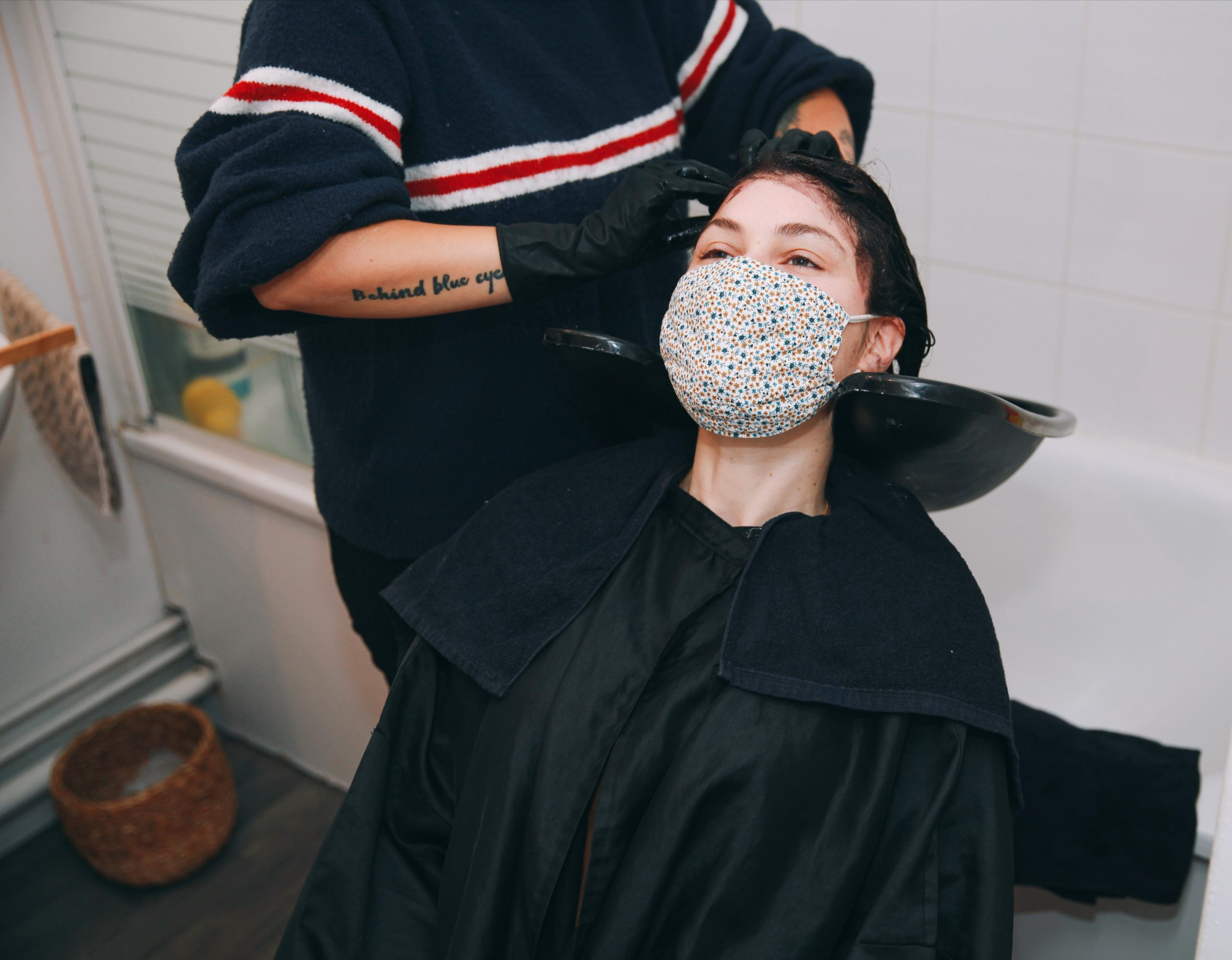The report hair, le coiffeur à domicile